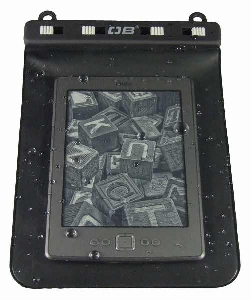 Водонепроницаемый чехол OverBoard OB1082BLK - eBook Reader Kindle Case. Фото 1