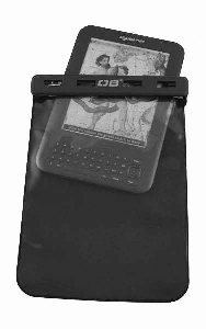 Водонепроницаемый чехол OverBoard OB1082BLK - eBook Reader Kindle Case. Фото 4