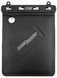 Водонепроницаемый чехол OverBoard OB1086BLK - Waterproof iPad Case with Shoulder Strap. Фото 2