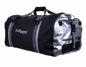 Водонепроницаемая сумка OverBoard OB1155BLK - Pro-Sports Waterproof Duffel Bag - 90 литров. Фото 4