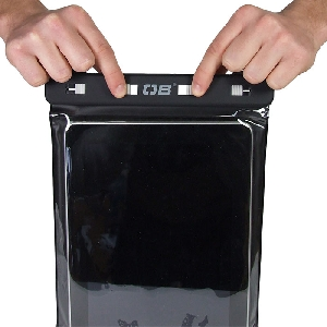 Водонепроницаемый чехол OverBoard OB1086BLK - Waterproof iPad Case with Shoulder Strap (Black)