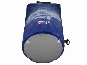 Водонепроницаемая сумка OverBoard US1005B-Chevy  - Waterproof Dry Tube Bag - 20L. Фото 4